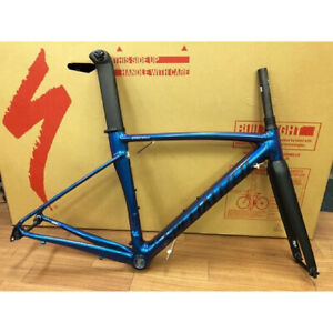 Specialized Allez Sprint Limited Color Chameleon Blue Frame Size 52 New Japan