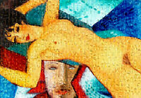 MARIA MURGIA  - Fotomosaico digitale cm 70x100 + ARCHIVIO