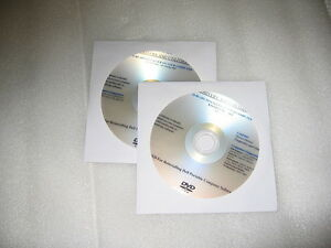 DELL Latitude 2110 E4310 E5410 E5510 E6410 6410 ATG and 6510 Drivers CD DVD Disc