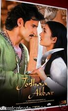 JODHAA AKBAR ORIGINAL MOVIE POSTER # 6 BOLLYWOOD