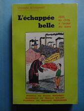 Ch. Boussemart L'Echapée Belle Les Ch'tis à l'assaut des loisirs Ed. Publi-Nord
