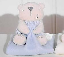 Lollipop Lane Teddy Blankie, Comforter Blanket, Periwinkle Blue