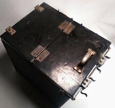 Photo Negative Contact Print Box Plate Red Light Exposure Machine Vintage