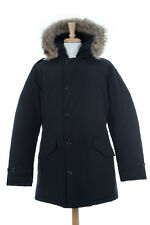 Woolrich John Rich & Bros. Men's Polar Parka Black Size L