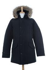 Woolrich John Rich & Bros. Men's Polar Parka Black Size M