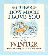 Guess How Much I Love You in the Winter by Sam McBratney (Paperback)