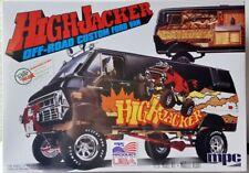 """MPC """"HighJacker"""" 4-Wheel Drive Custom 1971-1974 Ford Econoline Van, 1/20 Scale"""