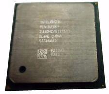 Processore socket 478 Pentium 4 2.66 / 512 kb cache  / 533 Mhz Bus SL6PE PPGA478