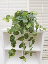 LARGE LEAF HANGING POTHOS PLANT ARTIFICIAL FLEXABLE INDOOR PLANT