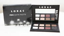 NEW LORAC Pro Matte Eye Shadow Palette 8 colours 100% Authentic