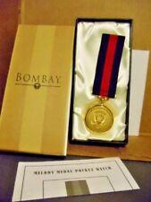 Bombay Melody Medal Pocket Watch