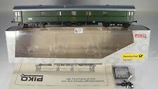 Piko H0 53302 Postwagen Post 4-p/21,6 DBP Epoche III OVP #4657