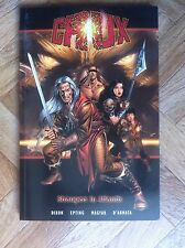 CRUX 3 STRANGERS IN ATLANTIS PAPERBACK SOFTCOVER VERY FINE  (C14)
