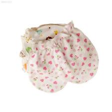A1ad 100 Cotton Gloves Mittens Born Baby Print Warm No Scratch Cute Supplie