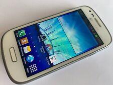 Samsung Galaxy S III Mini GT-I8190n S3 8GB - Marble White (Unlocked) Smartphone