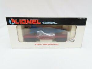 LIONEL #6-16352 CRUISE MISSILE BOX CAR IN NEW CONDITION IN ORIGINAL BOX