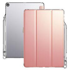 Poetic Apple iPad 9.7 (6th Gen 2018) Case [Lumos X] Ultra-Thin Cover Rose Gold
