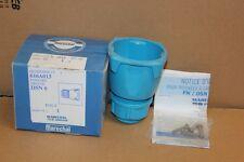 MARECHAL Poignée Droite DSN6 Poly Bleu - 63A 10 - 30 mm  616A013