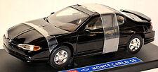 Chevrolet Monte Carlo SS Coupe 1999-2005 noir noir 1:18 Sun Star