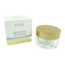 Auriège Paris - D.Tox - Soin Global Détoxifiant - Anti Aging Peau Crème  50ml
