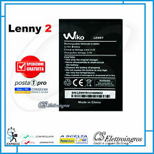 Batteria per WIKO LENNY 2 3,7V 1800 mAh Sped. Pro 1