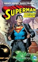 Superman: Secret Origin, Geoff Johns, Used Very Good Book