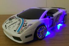 Lamborghini Gallardo Recargable Radio Control Remoto Auto 4wheel Disco Drift