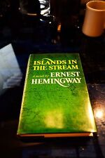 EXC +  1st EDITION. 1970. COLLINS. Islands in the Stream by Ernest Hemingway