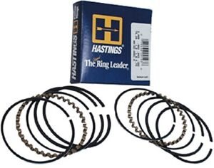 "Harley Shovelhead 1340 80"" Hastings Moly Piston Rings .020 63206"