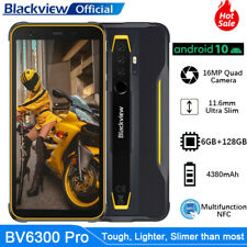 Smartphone Rugged Blackview BV6300Pro 6GB+128GB Android 10 Ricarica Wireless NFC