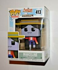 Funko Pop! Animación Adventure Time / Marceline Nr.413 Figura de Vinilo ca.10 CM
