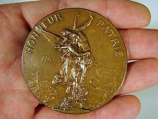 Dubois d'apres Mercie Médaille bronze 59 mm Concours National de tir Lyon Naude