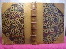 VOYAGE SENTIMENTAL EN FRANCE ET EN ITALIE Sterne Laurence vol in folio 1884