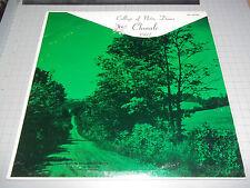 College of Notre Dame Chorale LP ~ Belmont, CA 1962 Sr. Emelia, S.N.D. Director