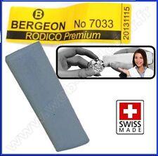 Rodico Premium Bergeon 7033 pour nettoie et enlève les traces sur cadran montre-