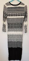 BNWOT NEW LOOK  SUMMER EXCLUSIVE BOHO LONG DRESS SIZE 12