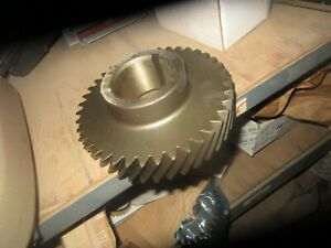GM Chevy NV4500 Transmission 4th Gear Counter Shaft 39 Teeth part number 17271