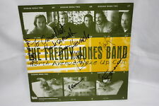 The Freddy Jones Band Signed Promo Flat 1995 North Avenue Wake Up Call