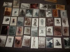 43 Vintage Prints / Plates WW1 French Soldiers - Herbert Ward