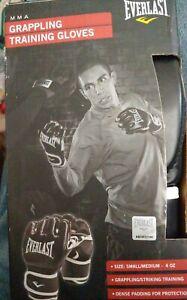 Everlast MMA Grappling Gloves Size SMALL/MEDIUM