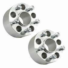 "2pcs 3"" 5x4.75 to 5x4.75 Hubcentric Wheel Spacers w/ Lip 