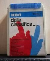 STEREO 8 - RCA DALLA CLASSICA... MUSICASSETTA ORIGINALE SIGILLATA 1972