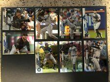 2020 TOPPS CHROME BASEBALL CARD BASE 101-200 RC'S YOU CHOOSE MLB CARDS FREE SHIP