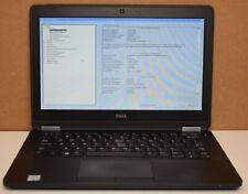 """Dell Latitude E7270 Intel Core i5-6300U 2.40GHz 8GB DDR4 RAM 12.5"""" Laptop NO HDD"""