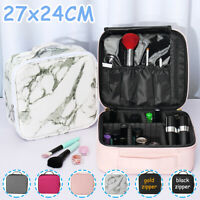 New Travel Cosmetic Storage MakeUp Bag Folding Hanging Organizer Pouch Toiletry