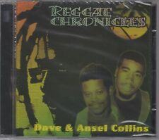 "Dave & Ansel Collins - Reggae Chronicles ""NEW & SEALED CD"" Posted From The UK"
