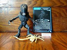 Aliens The Loyal Subjects Vinyls Xenomorph Blue GID 1/96 No Box