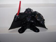 STAR WARS DARTH VADER 2001 PLAYSKOOL GALACTIC HEROES KEYCHAIN FIGURE