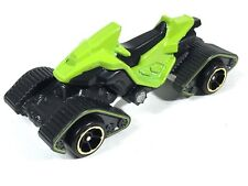 Hot Wheels 2016 Snow Stormer Green Black Hw Snow Stormers Series Malaysia Loose