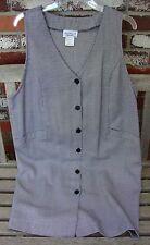 Women's Maternity Dress/Herringbone Style/Dan Howard  Size Medium